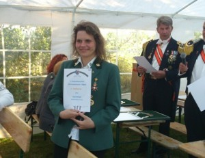 2. Hofdame anja Wetzel