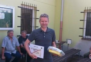 Platz 3 Conrad Schimke Pokal GK Pistole Büchse 2015