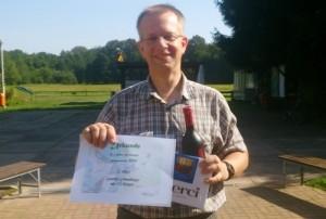 Sieger Gunther Grimmberger  Halbautomaten 2015