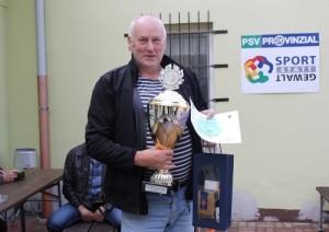 Sieger Norbert Lembke Pokal 40 Jahre Schießstand 2015