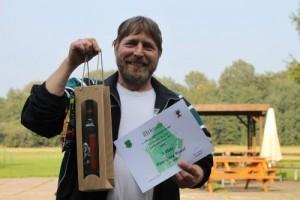 dritter Hans Georg Wetzel Pokal 40 Jahre Schießstand 2015