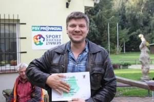 vierter Robert Paul Pokal 40 Jahre Schießstand 2015