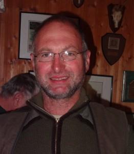 Dritter Platz Flintenlaufgeschosspokal 2015 Uwe Vahldieck