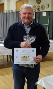Kurt Hoffmann 3. Klasse B Neujahrsmeisterschaft 2016 beim PSV Grimmen