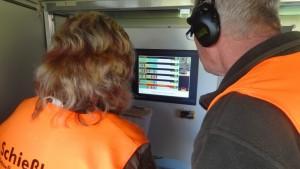 Kramerpokal 2016 Skeet Auswertung mit Rangemaster System