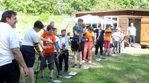 Start Kreis_ Kinder_ und Jugendsportspiele 2016 Bogenschießen (1280x720)