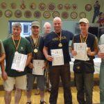 1. Platz Mannschaft Güstrow off Landesmeisterschaft Jagdverband Mecklenburg Vorpommern 2016