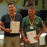 1. Platz Mannschaft Kurzwaffe NWM Landesmeisterschaft Jagdverband Mecklenburg Vorpommern 2016