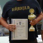 1. Platz Offene Klasse Thomas Schuldt Landesmeisterschaft Jagdverband Mecklenburg Vorpommern 2016