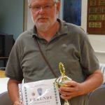 3. Platz Altersklasse Han- Joachim Schwarz Landesmeisterschaft Jagdverband Mecklenburg Vorpommern 2016