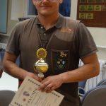 3. Platz Offene Klasse Thomas Dankert Landesmeisterschaft Jagdverband Mecklenburg Vorpommern 2016