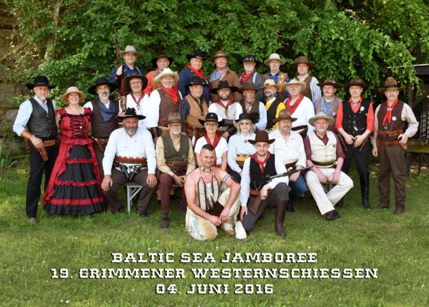 Gruppenbild Baltic Sea 2016